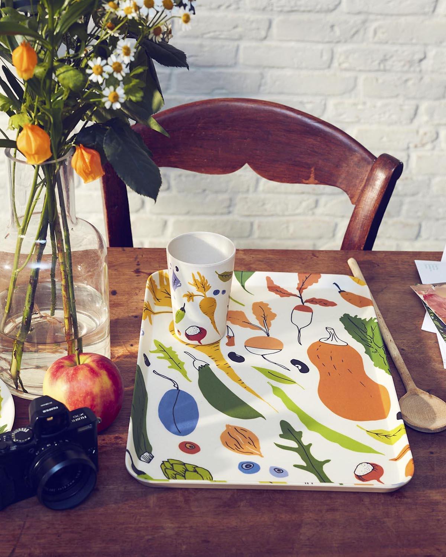 Afbeelding van servies en tafellinnen van Yvette van Boven 4