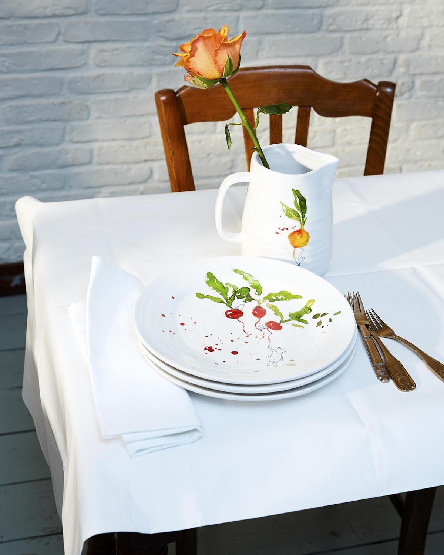 Afbeelding van servies en tafellinnen van Yvette van Boven 3