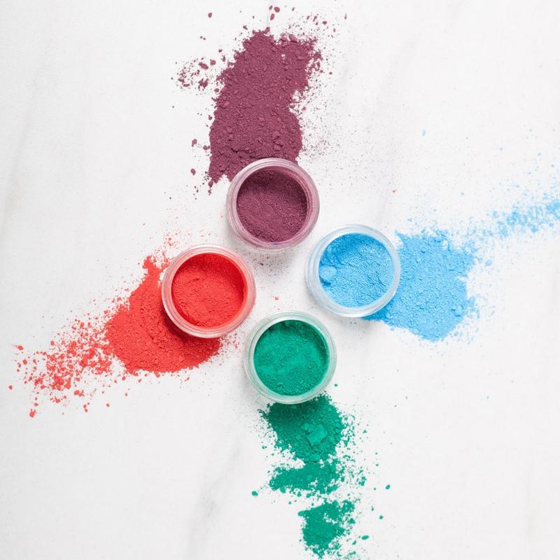 Afbeelding van gekleurde koffie 3