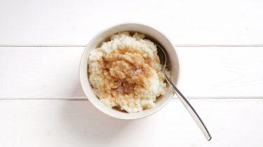 Afbeelding van rijstepap