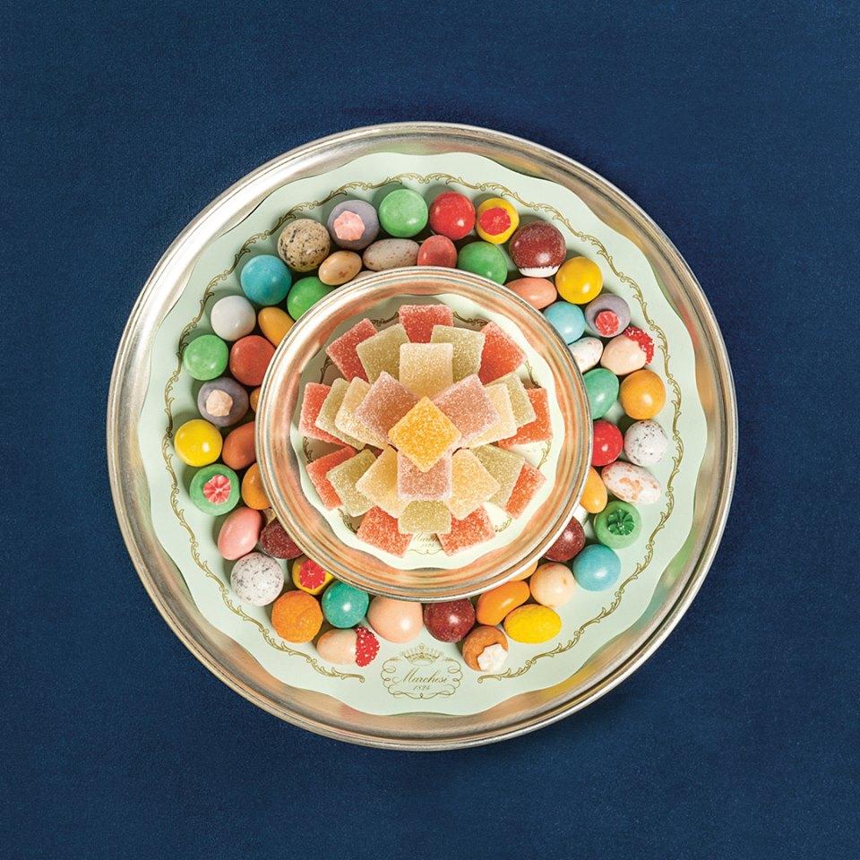Snoep bij Prada-patisserie Marchesi 1824
