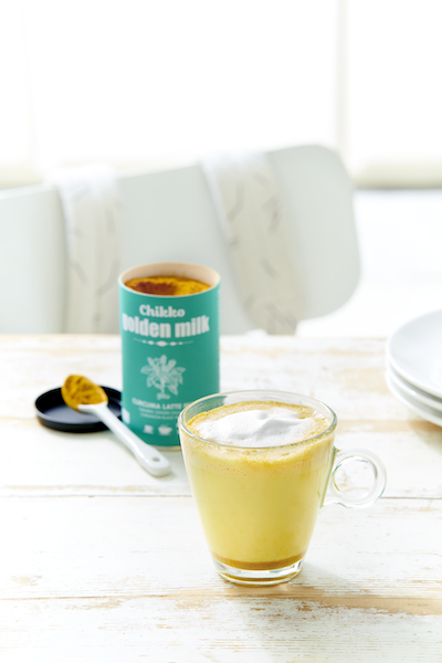 Golden milk recept