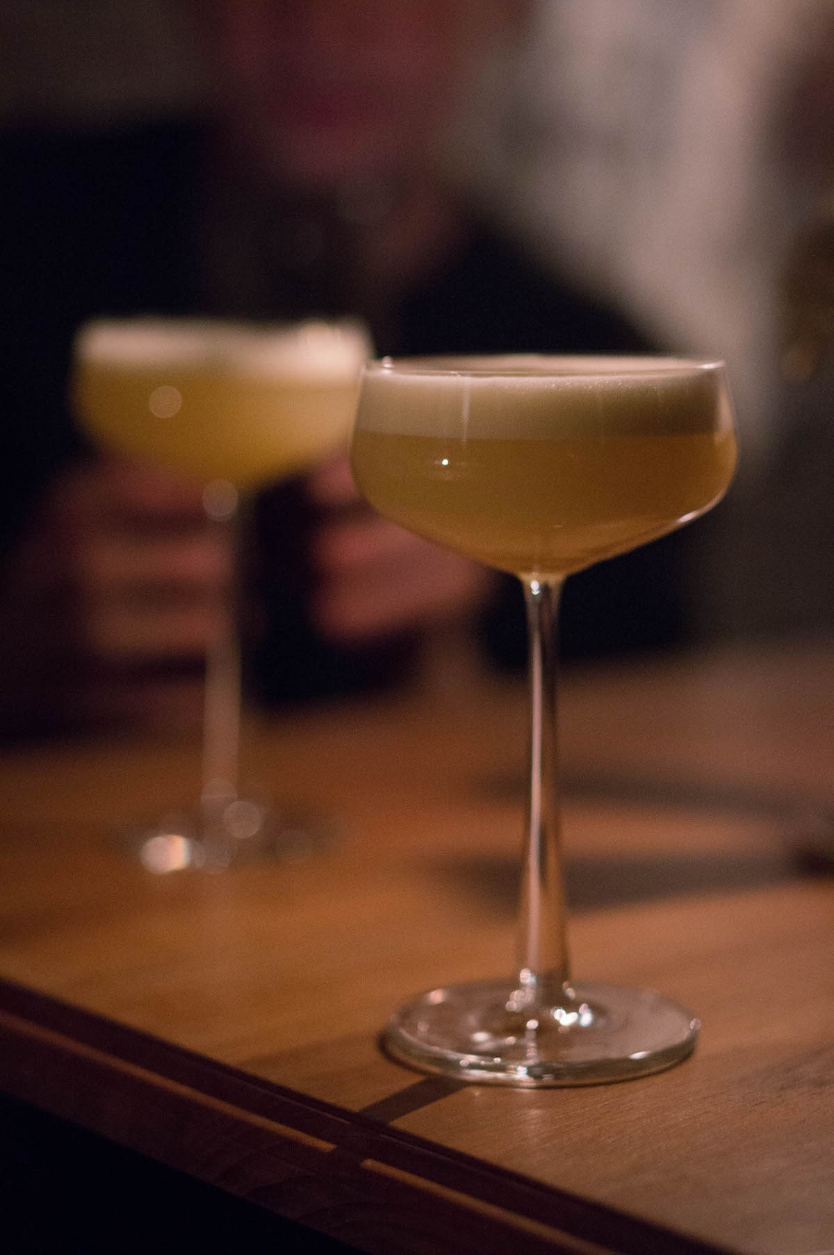 De Pisco Sour van Rosa's Menagerie in Amsterdam