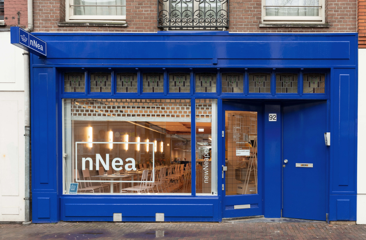 nNea pizza in Amsterdam-west