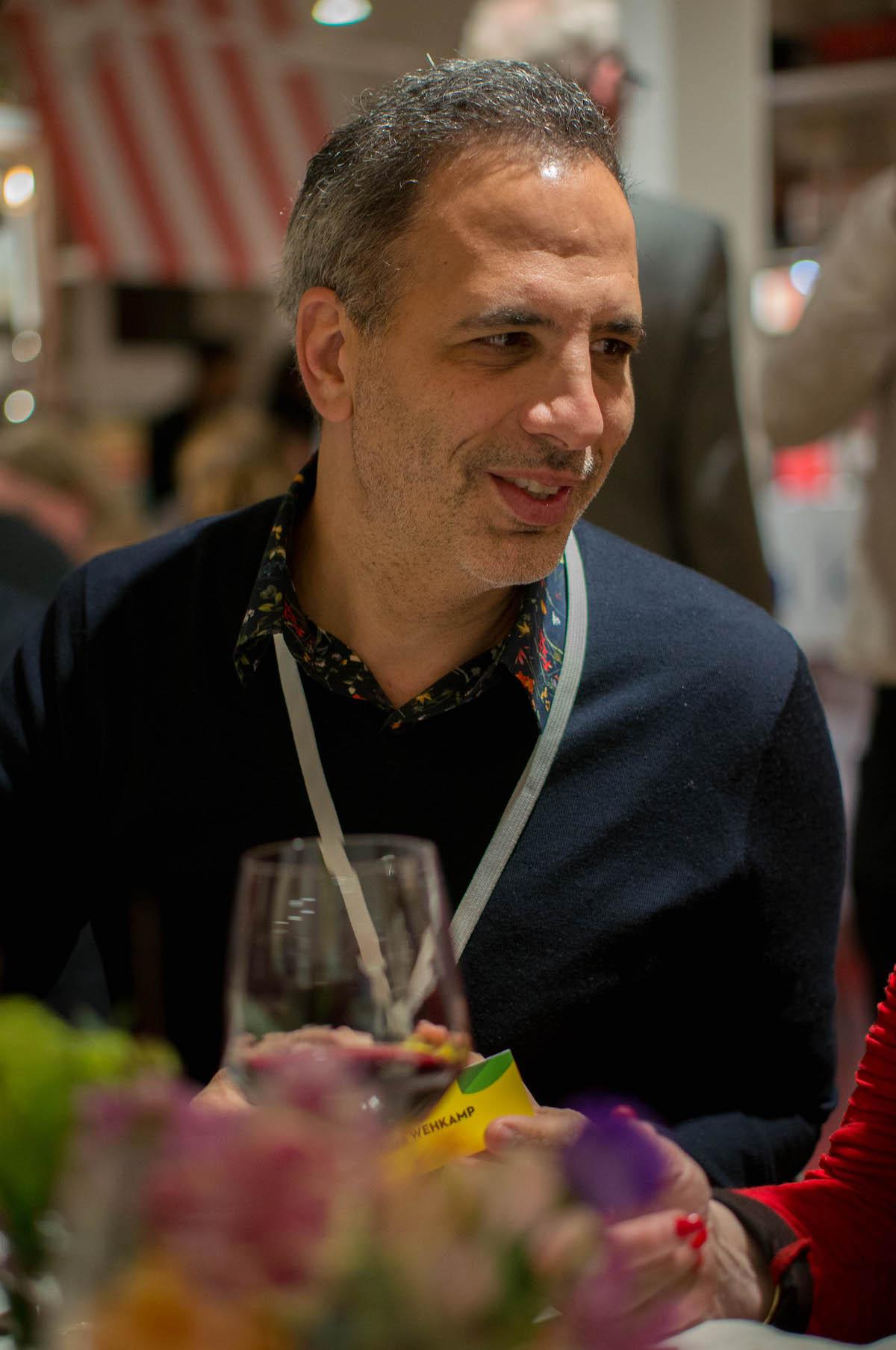 Yotam Ottolenghi in Amsterdam