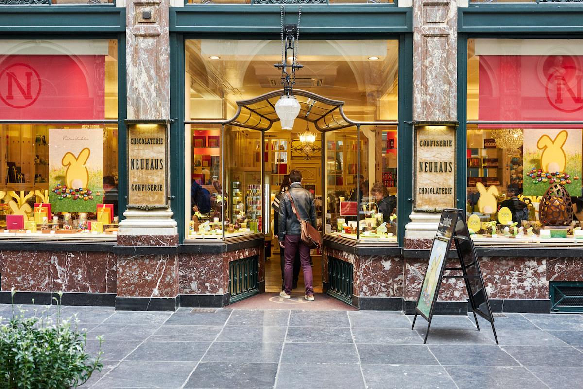 Chocoladebeleving in Vlaanderen