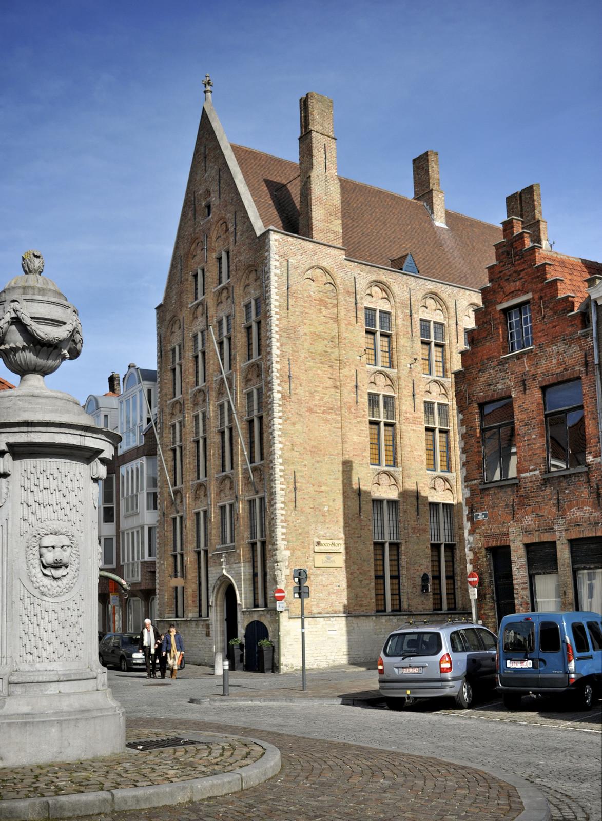 Chocolademuseum Chocolate Nation in Brugge
