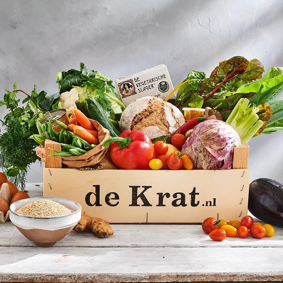 De Krat: een handige maaltijdbox