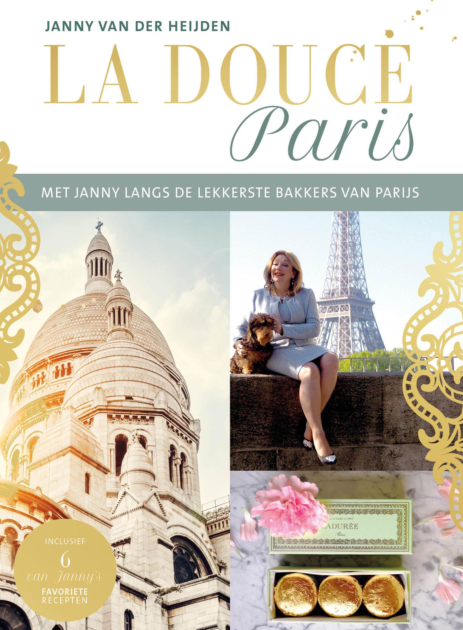 Janny boek Parijs