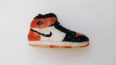 Shoe-shi: sushi in de vorm van sneakers