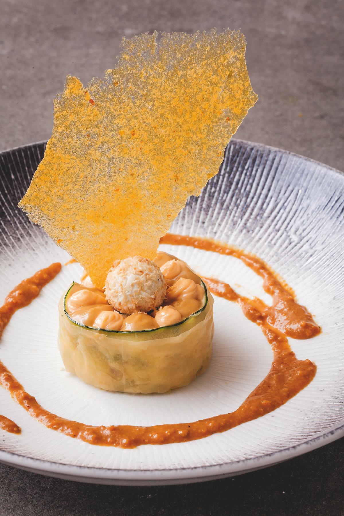 Gado gado: de signature dish van Pascal Jalhay