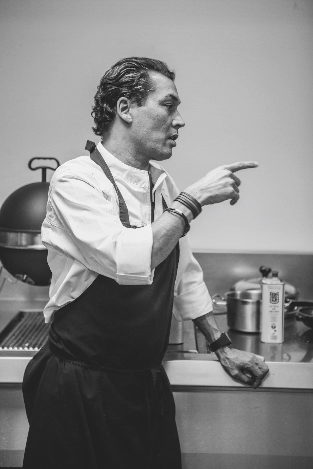 Sterrenchef Pascal Jalhay