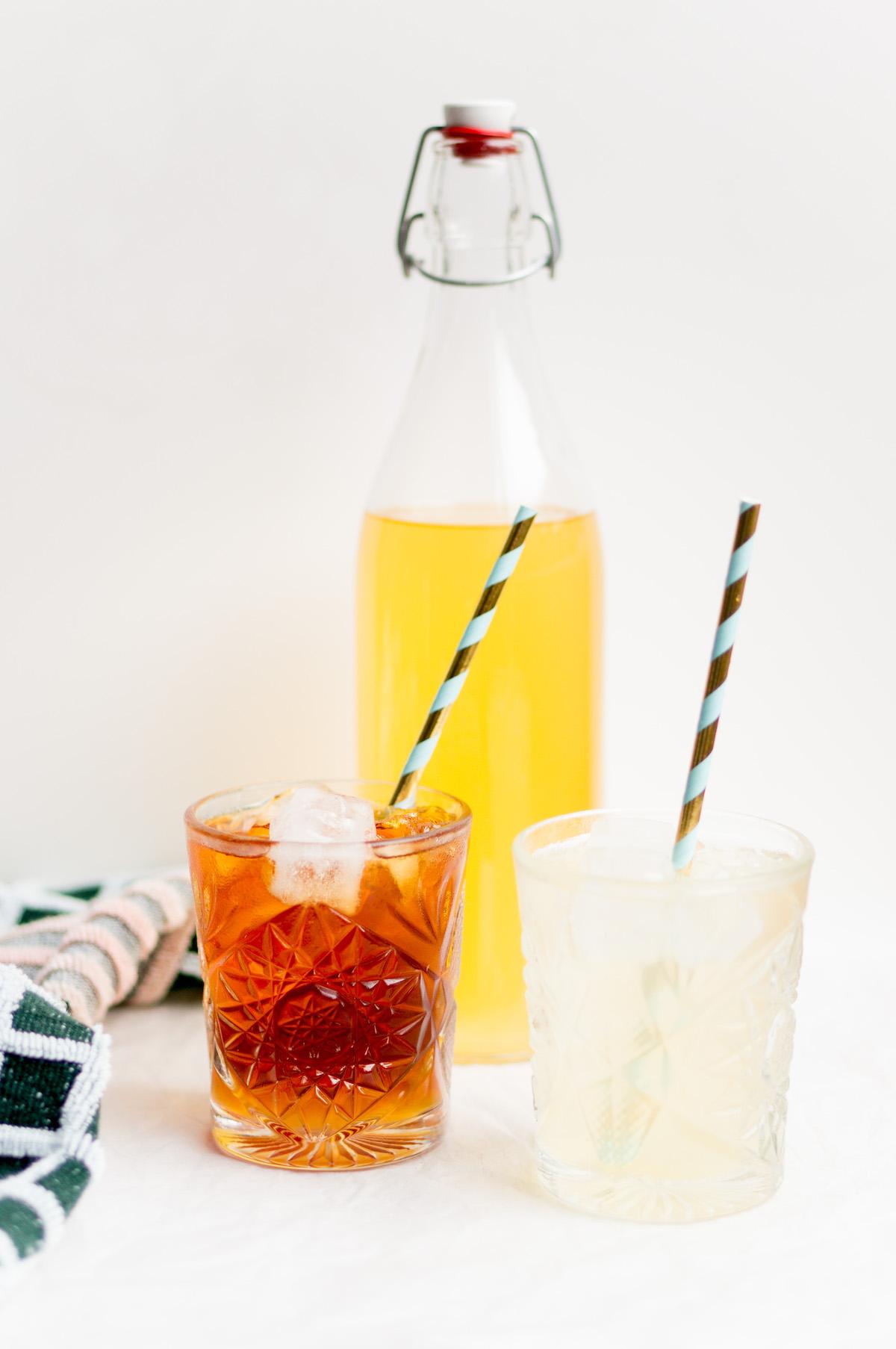 Zelf cola maken met natuurlijke colasiroop