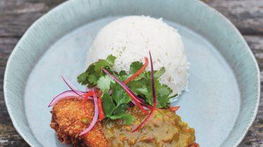 Kip Katsu Curry van Jamie Oliver