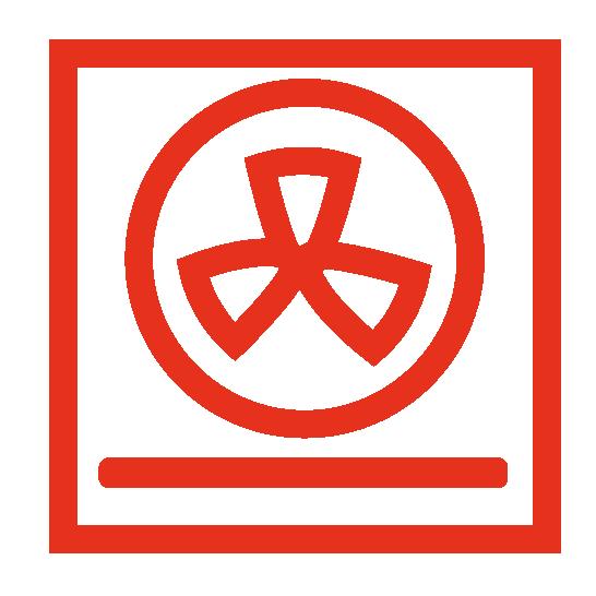 oven symbool voor pizzastand