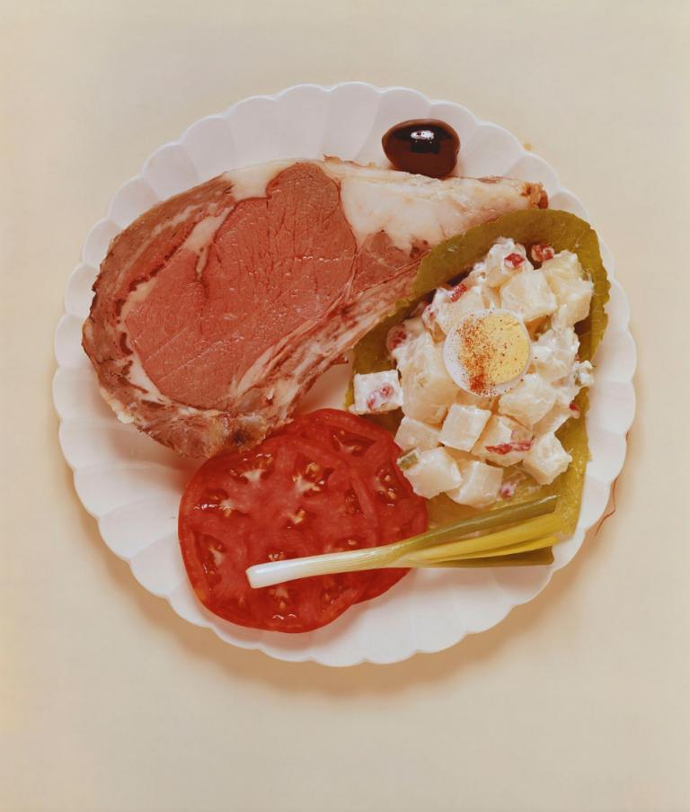 Vintage voedselfoto 15