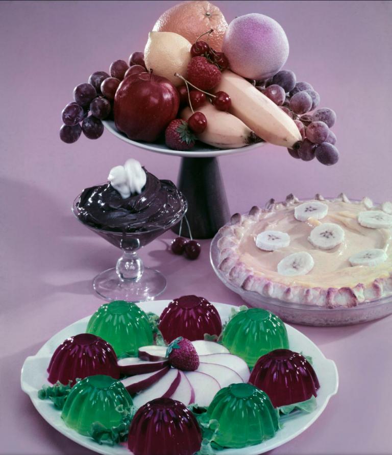 Vintage voedselfoto 9