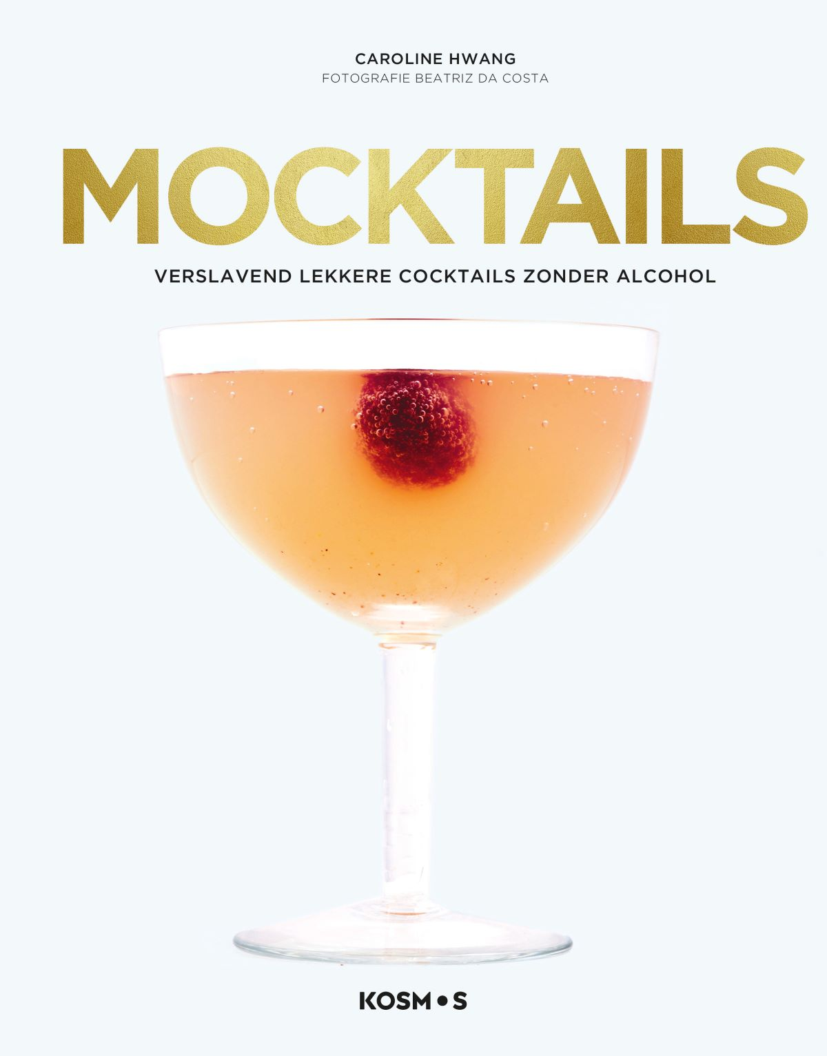 Cover boek Mocktails