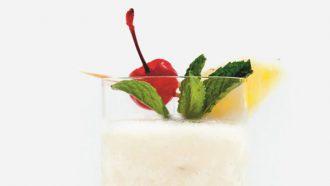 Alcoholvrije pina colada