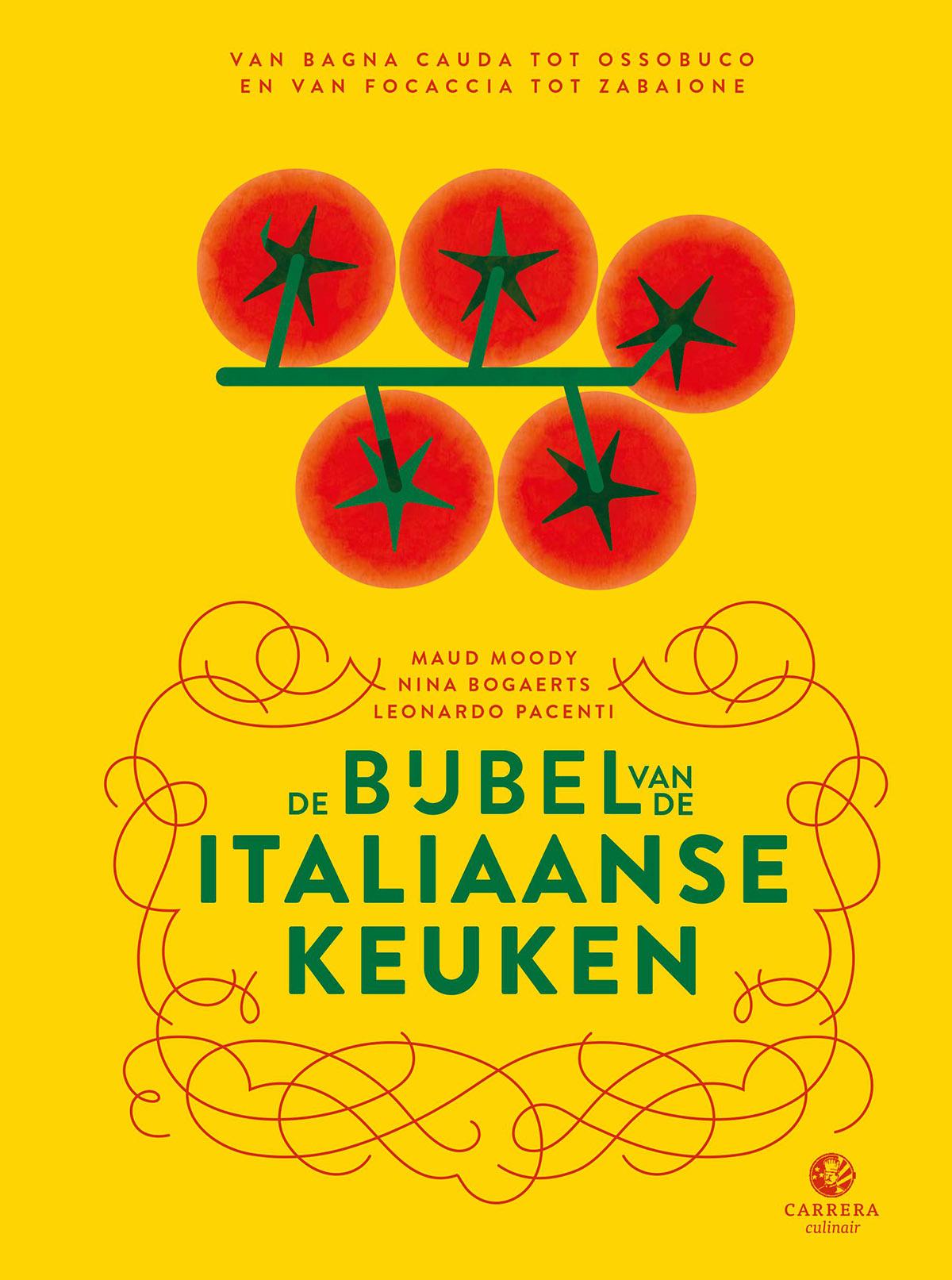 Bijbel van de Italiaanse keuken
