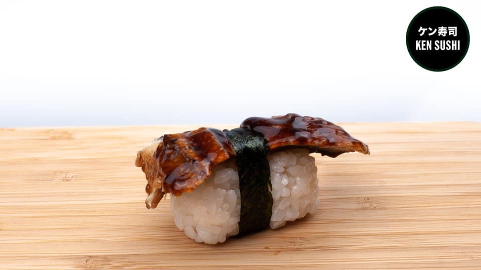 Sushi met unagi (paling)