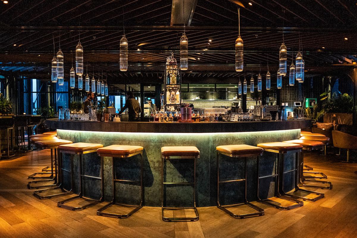 Cocktailbar Juniper & Kin in Amsterdam-Oost