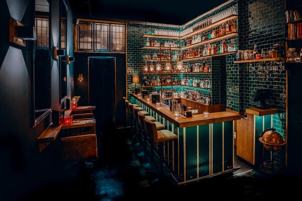Afbeelding van cocktailbar The Stockroom in Groningen 3