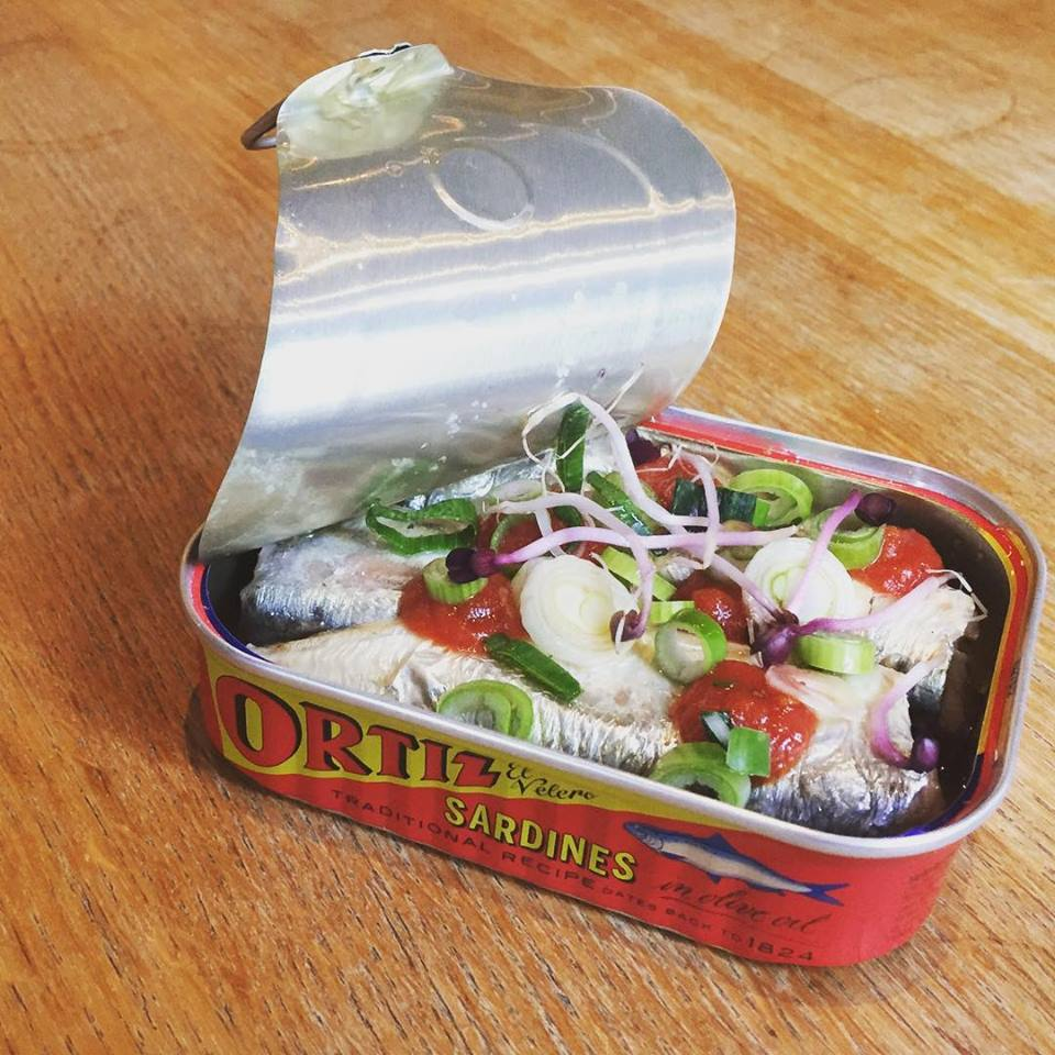 Trend: canned fish at ( luxury) restaurants &quot;width =&quot; 960 &quot;height =&quot; 960 &quot;/&gt;    <figcaption id=