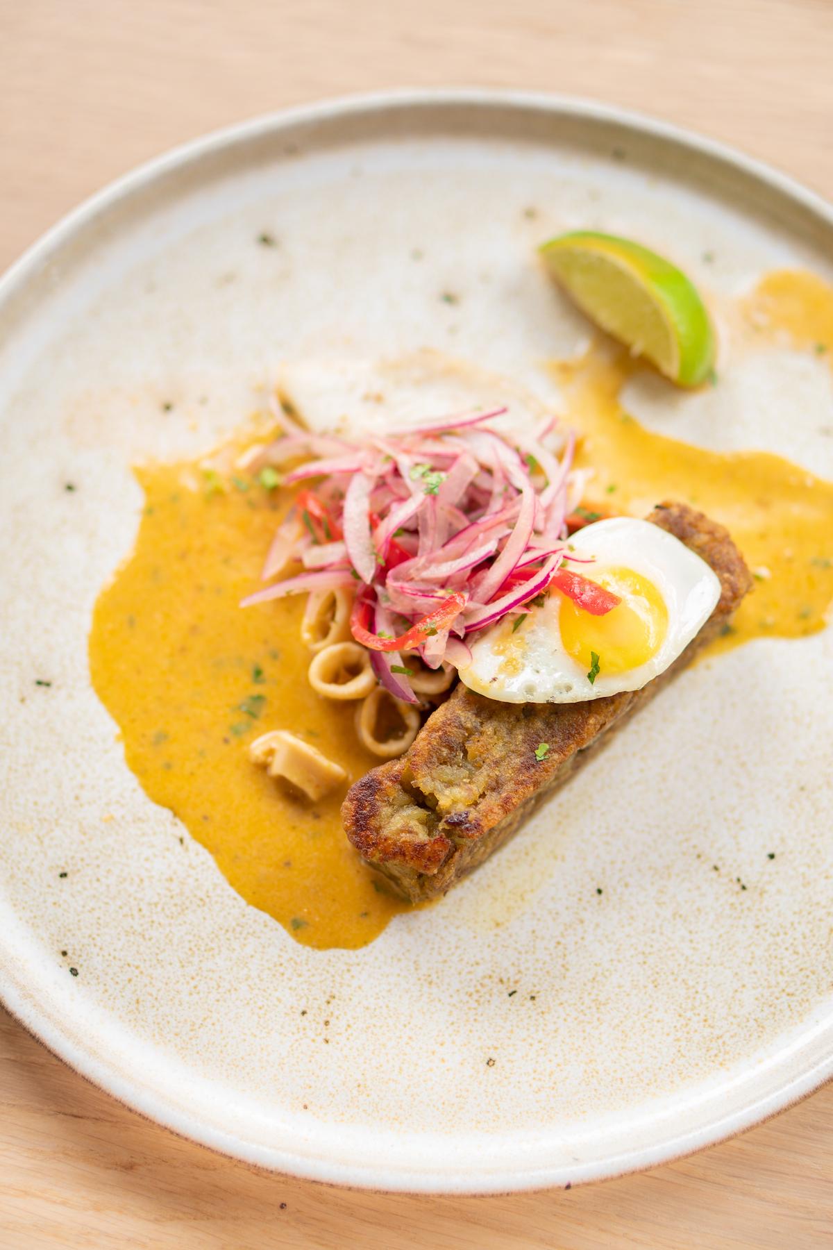 Tacu Tacu uit de Peruaanse keuken