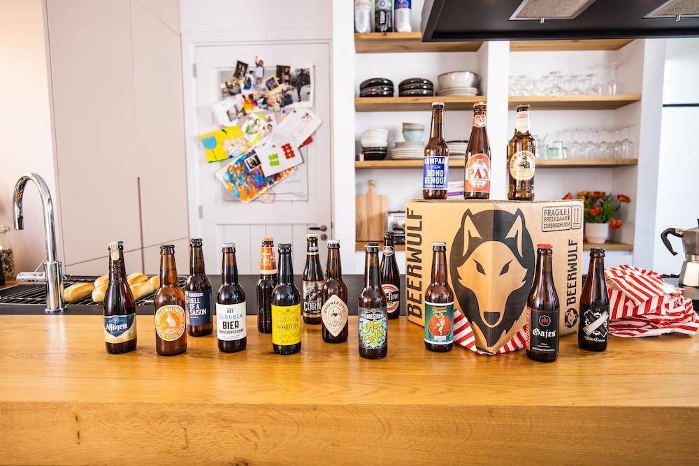 Beerwulf Vaderdag pakket