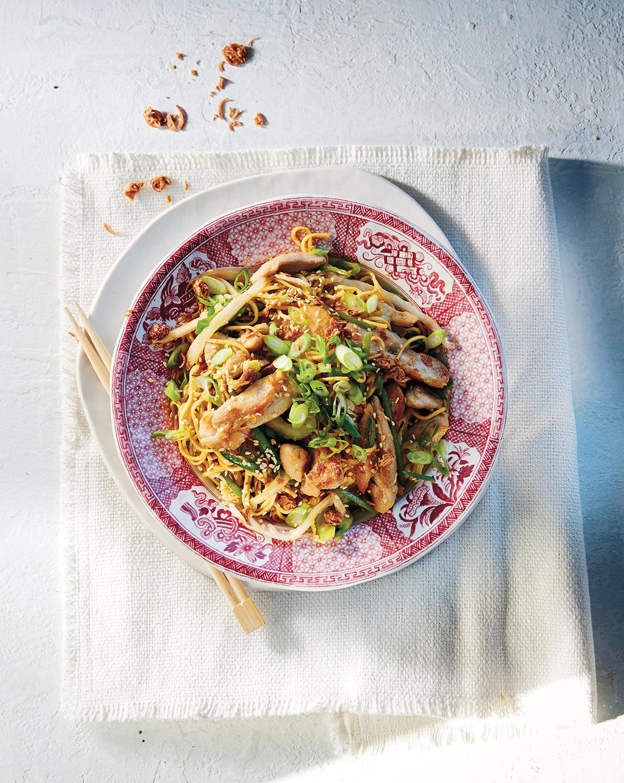 Chow Mein Now van Matt Preston
