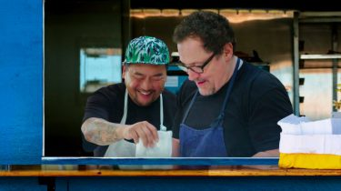 The Chef Show op Netflix