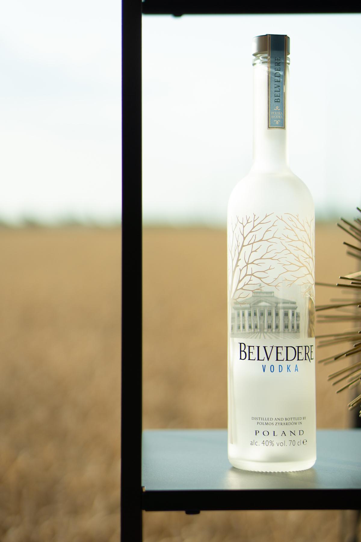Schilo van Coevorden x Belvedere Vodka
