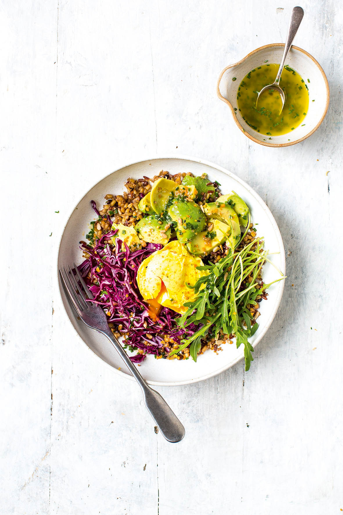 Californische lunchbowl van Donal Skehan
