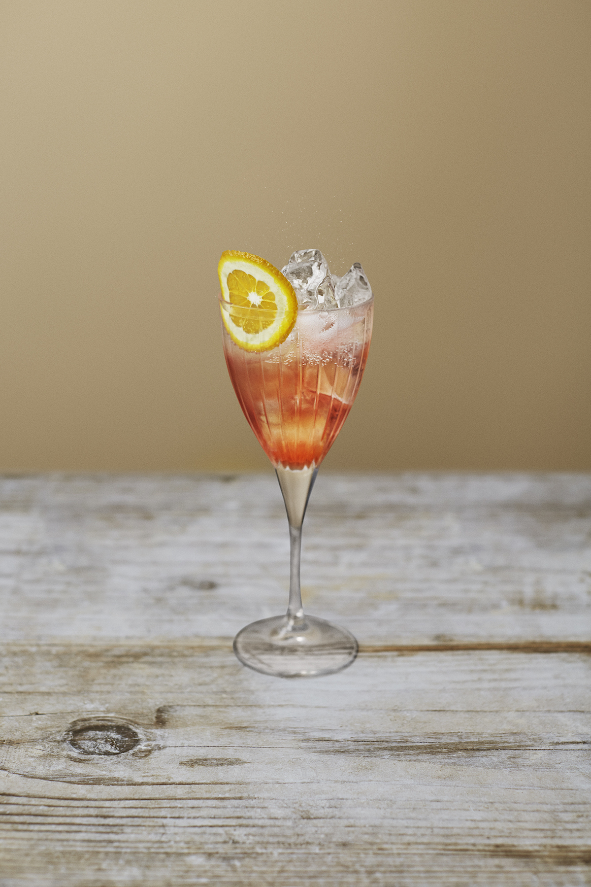 Alcoholvrije cocktail Seedlip Spritz
