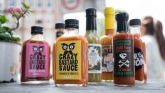 Hot sauce abonnement