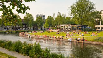 Afbeelding van ROOST aan de Singel in Utrecht