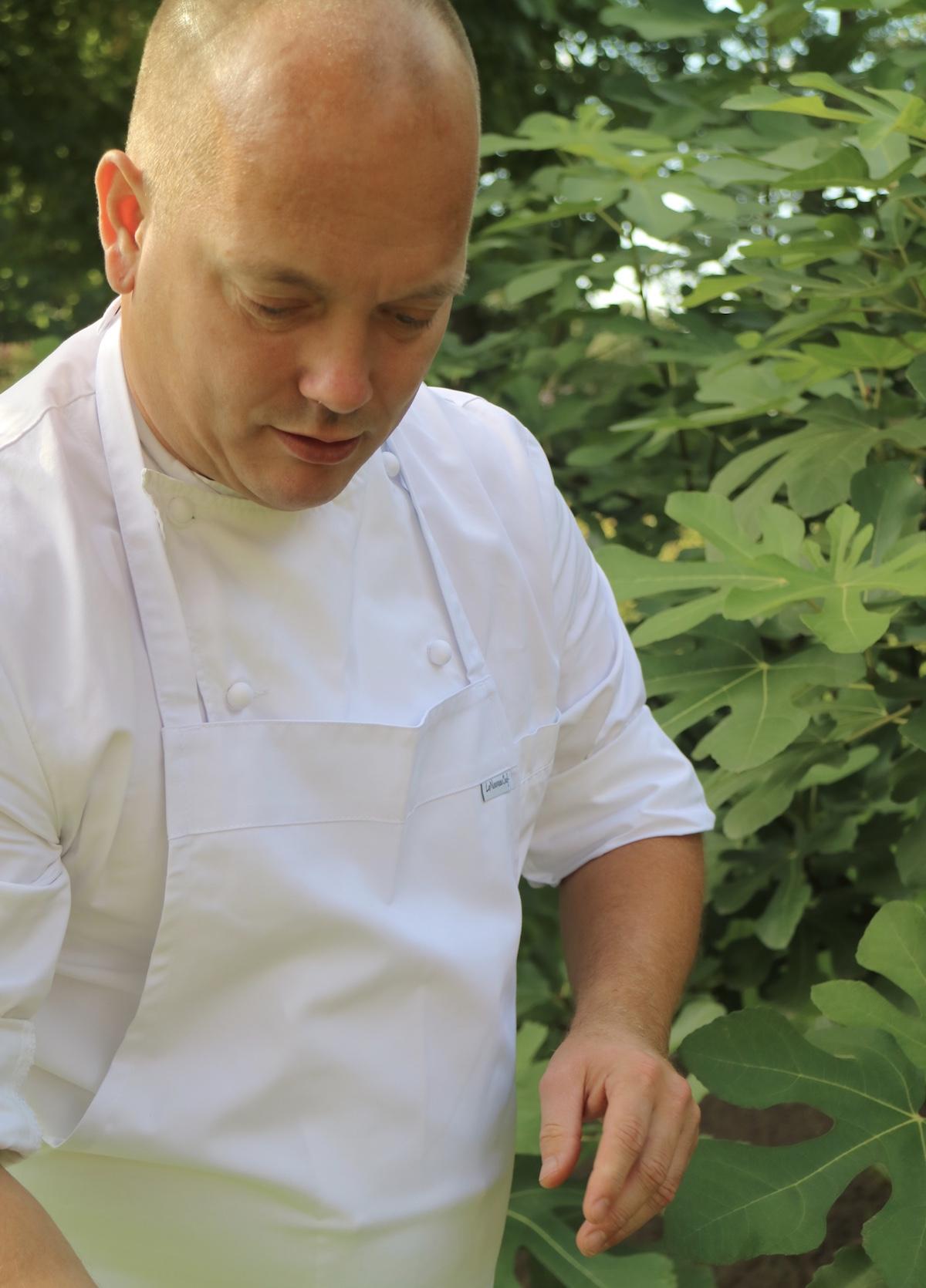 Jarno Eggen chef