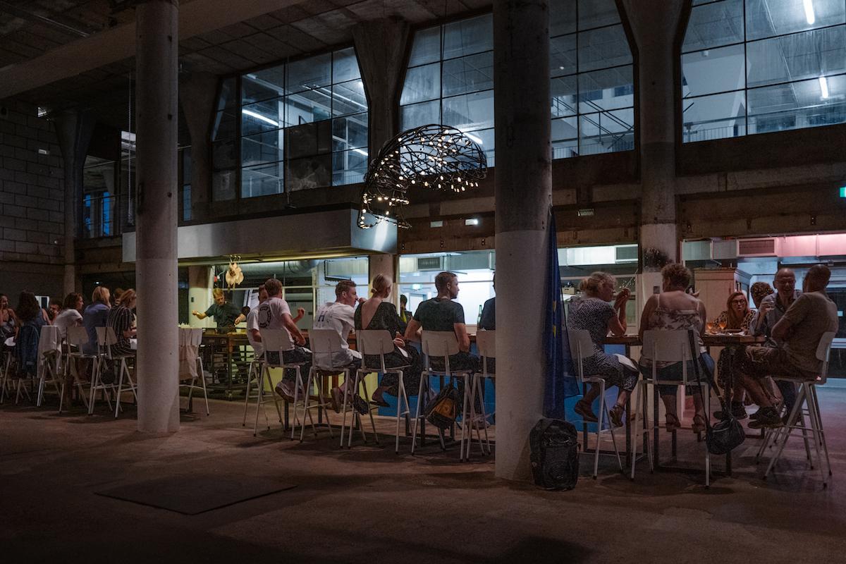 Restaurant Europa Zaandam