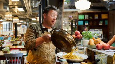 Jamie Oliver tips vegetarische gerechten