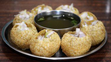 Afbeelding van Indiase snack pani puri
