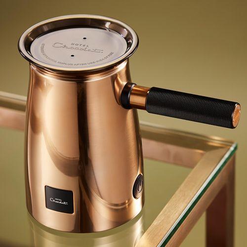 Afbeelding van warme chocolademelk machine 1