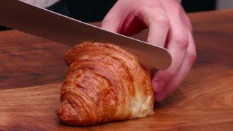 Hoe herken je een goede croissant?
