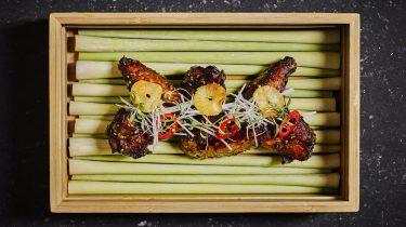 Taiko Fried Chicken Taiko Bar