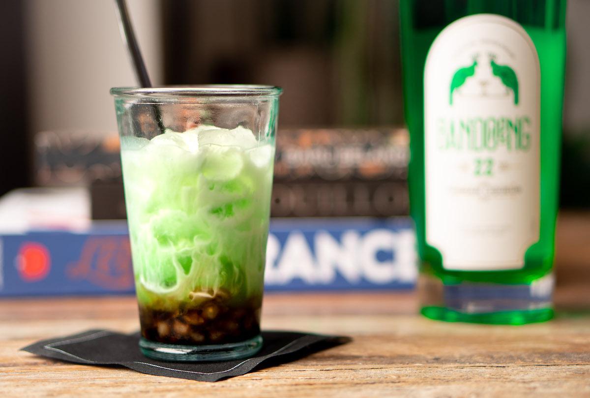 Tjendol cocktail met Bandoeng22