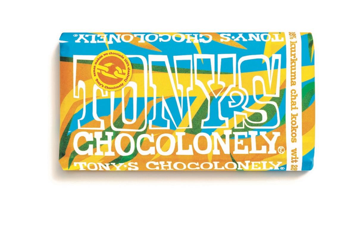 Tony's wit kurkuma chai kokos