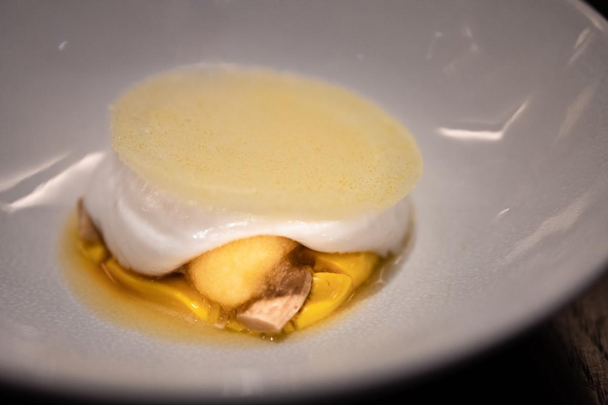 Dessert van Mirazur