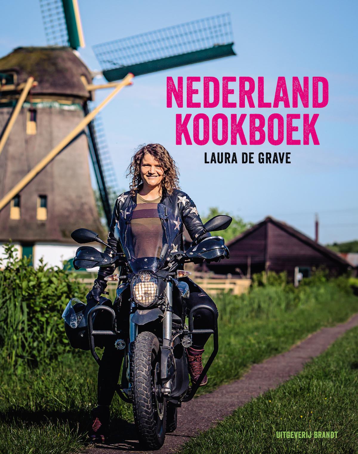 Nederland Kookboek cover