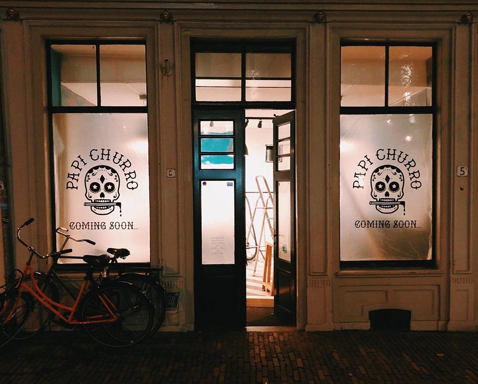 Papi Churro: churrosrestaurant Utrecht