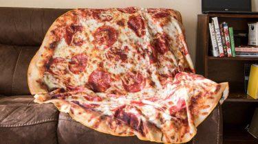Pizza-deken
